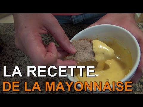 comment faire de la mayonnaise ma recette facile et inratable
