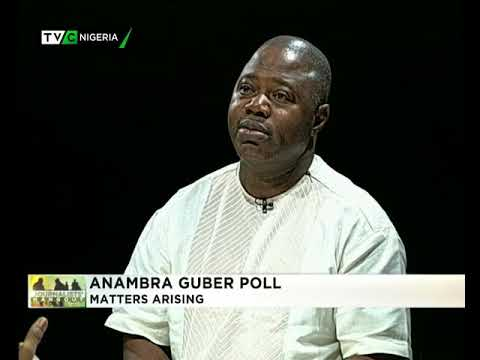 Journalists' Hangout Nov. 20th | Anambra guber election : Matters arising