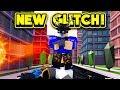THE MOST OVERPOWERED GLITCH IN JAILBREAK! (ROBLOX Jailbreak)