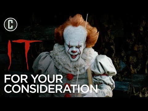"It The Movie: Golden Globes Awards ""For Your Consideration""  (PARODY)"