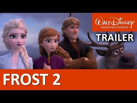 Frost 2 | Teaser Trailer - Disney Sverige