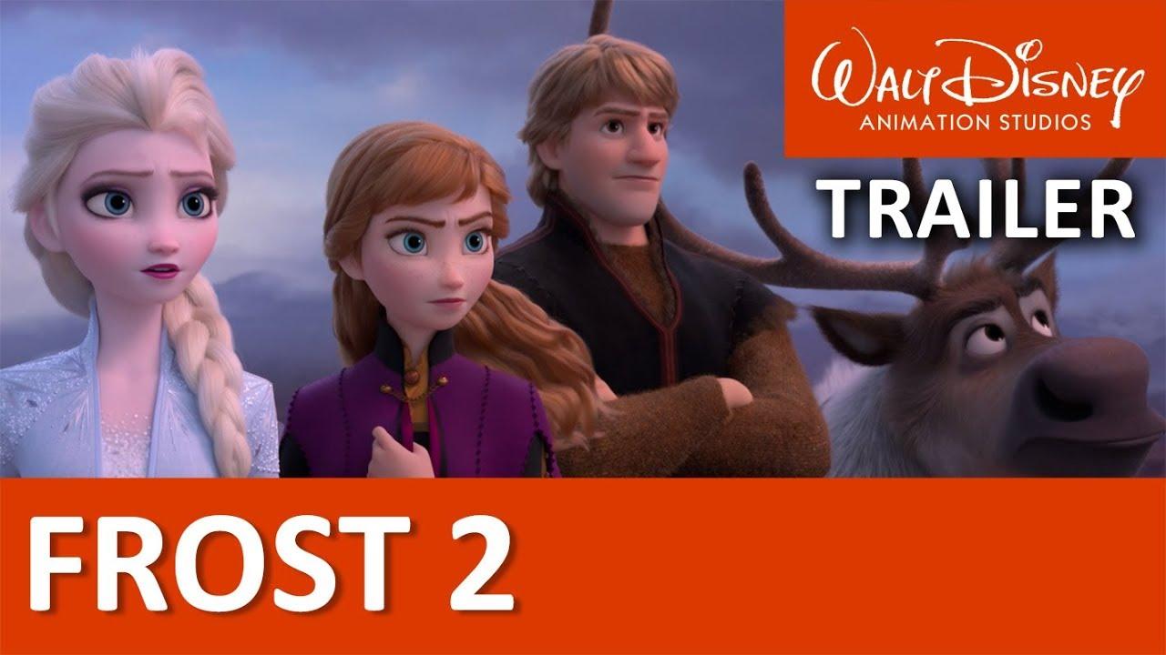 Frost 2 Teaser Trailer Disney Sverige Youtube