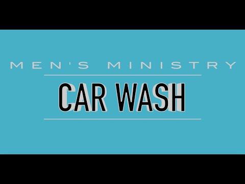 Men's Ministry Car Wash | GNAOG