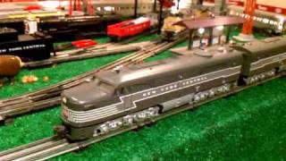 Lionel NYC Alco PA-1 and PB-1