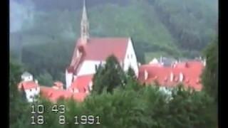 Österreichische Schmalspurbahnen Ybbstalbahn 18.8. 1991
