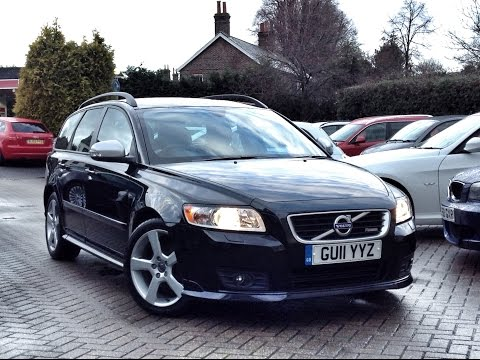 Volvo V50 1.6D R-Design 5dr SOLD at CMC-Cars, Near Brighton, Sussex