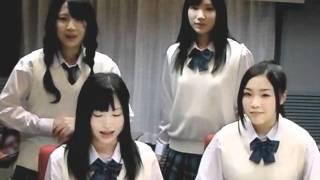 2011.03.09 向田茉夏 石田安奈 矢神久美 高柳明音.