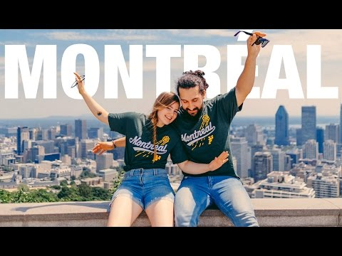 travel Vlog : WELCOME TO MONTRÉAL !