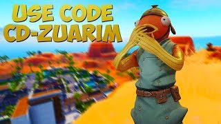 New Skin on ITEM-SHOP with * CD-ZUARIM * code-Fortnite Romania