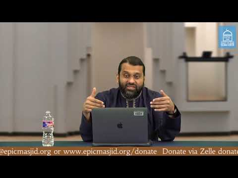The Scroll of Deeds #2 | The Day of Judgment #12|  | Shaykh Dr. Yasir Qadhi