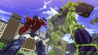 Transformers Devastation Gameplay Demo - Comic-Con 2015