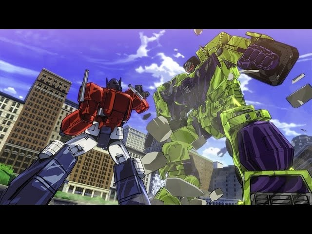 Transformers: Devastation (видео)