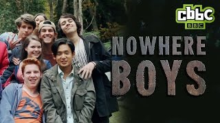 CBBC: Nowhere Boys Behind the Scenes - Guest Actors