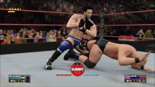 WWE 2K17: All moves in the