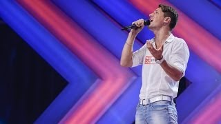 Andrei Ciobanu Andrea Bocelli Because We Believe X Factor Romania Sezonul Trei