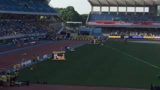 2017 SEIKOゴールデングランプリ 女子 100m 福島千里 福島千里 検索動画 24