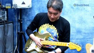 Squier 일렉기타 60th Anniversary Classic Vibe 50S Stratocaster
