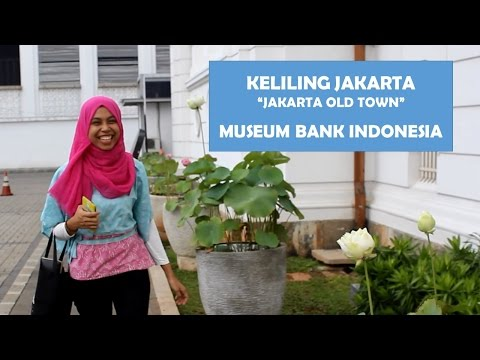 #5 MUSEUM BANK INDONESIA (Jakarta Old Town)