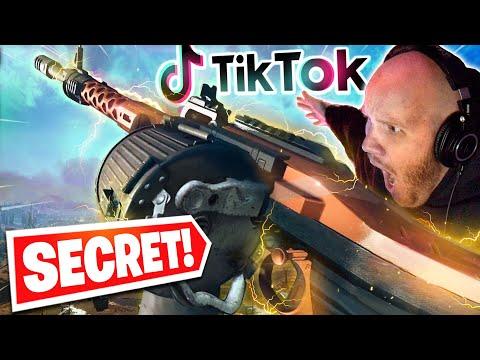 NO ONE IS TALKING ABOUT THIS GUN... (TIKTOK TEST)