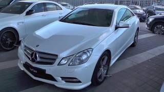 Выбираем б\у Mercedes-Benz E-class Coupe C207 (бюджет 1.200-1.300тр)