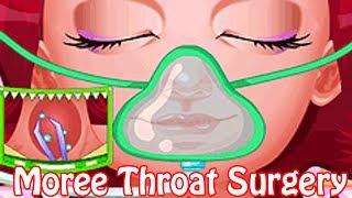 Moree Throat Surgery By Y8(com) Walkthrough