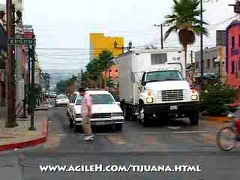 Tijuana, Mexico - A Travel Guide Travel Video