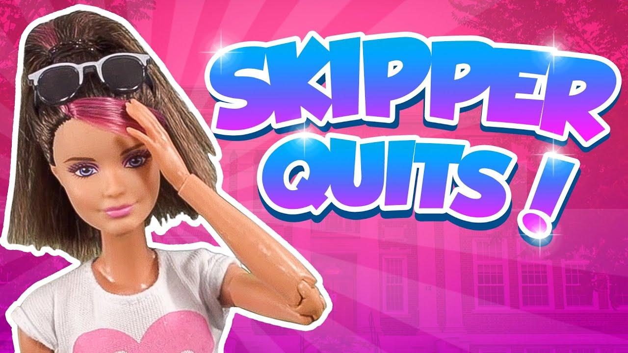 Download Barbie - Skipper Quits College | Ep.213