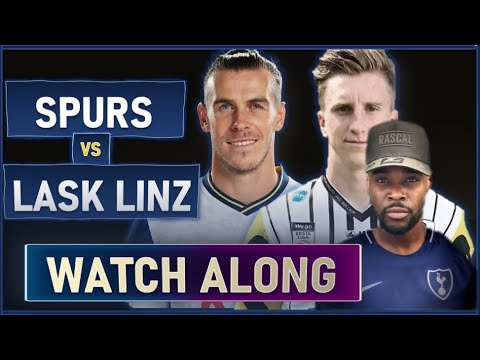 Tottenham Vs Lask Linz Europa League Watch Along Youtube