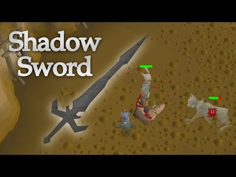 How to get the 'Shadow Sword' (OSRS)