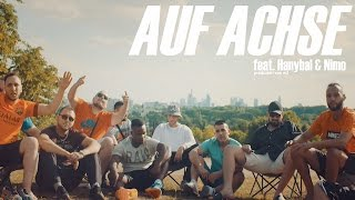Celo & Abdi - AUF ACHSE feat. Hanybal & Nimo (prod. von m3) [Official HD Video]