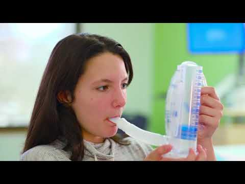 How To Use An Incentive Spirometer - Nemours KidsHealth