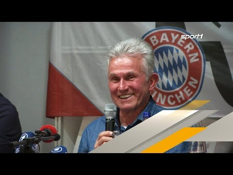Heynckes verrät: Vertrag bei Bayern noch nicht unterschrieben | SPORT1