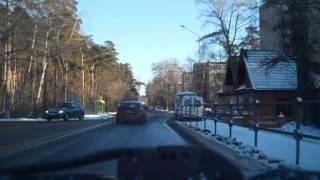 Как сдать экзамен в ГИБДД по вождению по городу Жуковский . Уроки по вождению. Автоуроки.