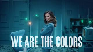 We Are The Colors by Natalia Siwiec -Wiosenne hybrydy Indigo trendy 2018