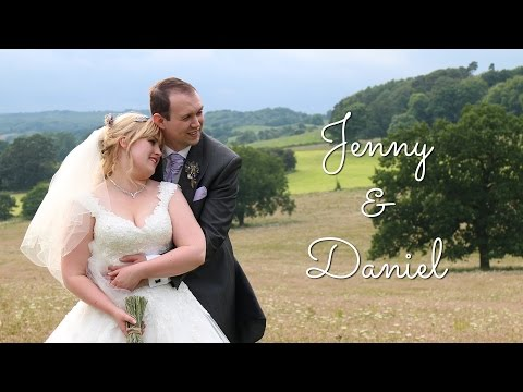 Jenny & Daniel: The Heath House Wedding