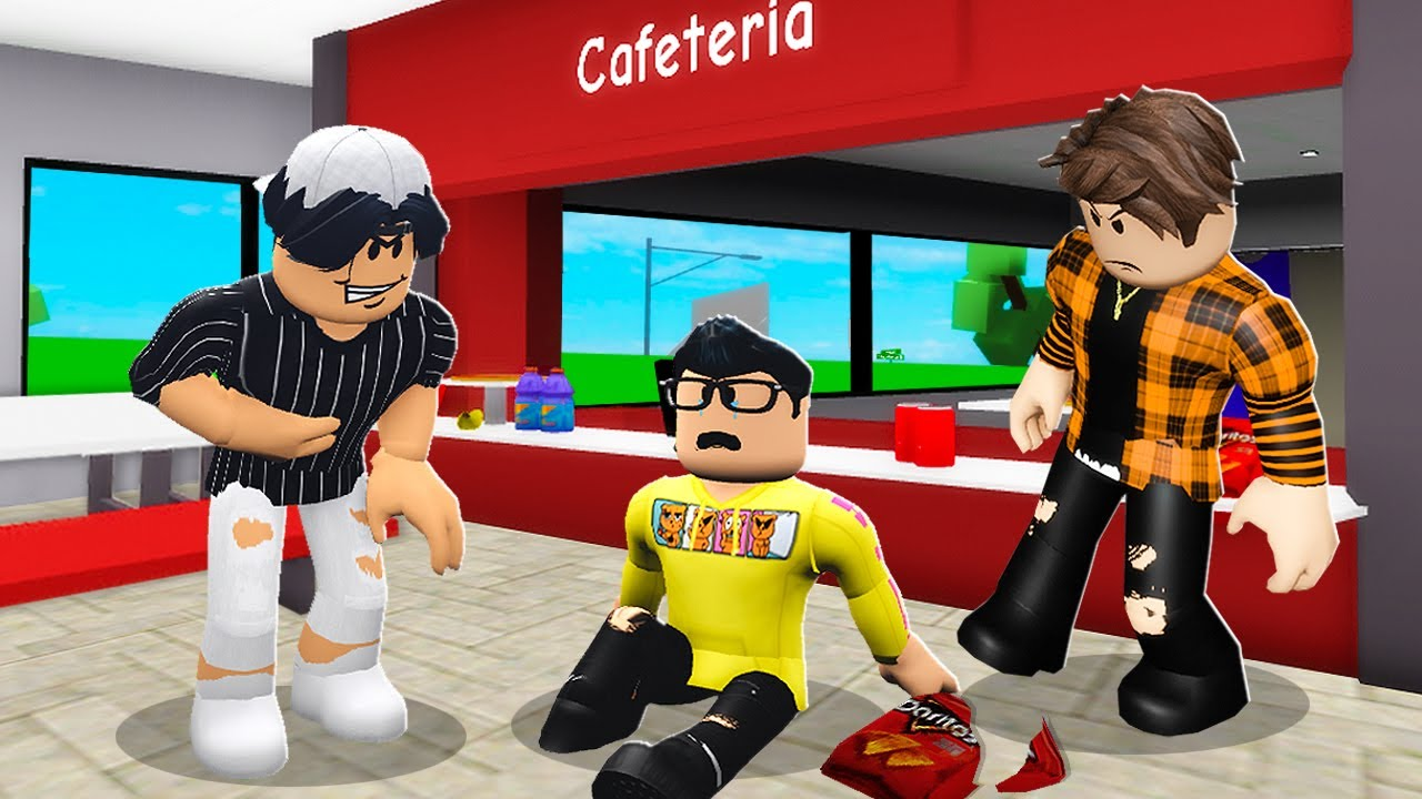 My Son Went To A New School.. Kids HATED Him! (Roblox Brookhaven RP)
