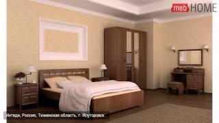 Комплект мебели для спальни Соната №1(, 2014-07-14T07:51:43.000Z)