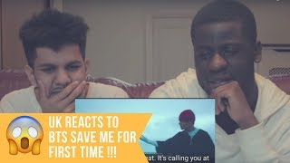 BTS - Save Me Reaction | UK ARTISTS REACT TO BTS!!!