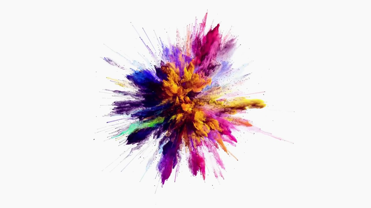 4K Color Explosion