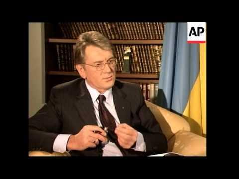 Ukrainian leader accuses rivals of using power to seek revenge