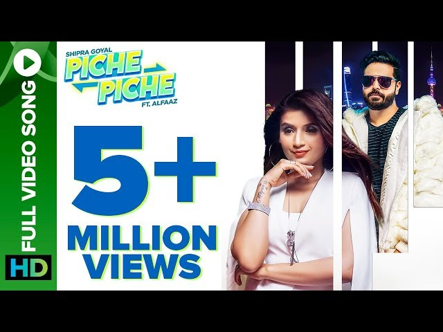 Piche Piche | Official Video Song | Shipra Goyal ft. Alfaaz | Intense | Eros Now