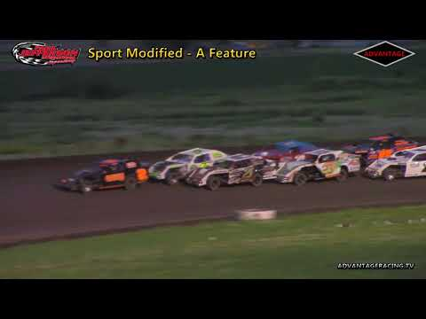 Sport Modified Feature - Park Jefferson Speedway - 6/9/18