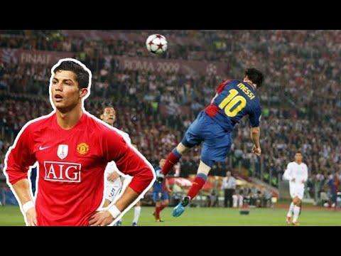 Messi phá hỏng trận đấu cuối cùng của Ronaldo cho Bầy Quỷ Đỏ