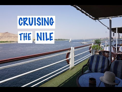 NILE RIVER CRUISE - 3 DAYS
