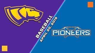 UW-Stevens Point Baseball vs. UW-Platteville