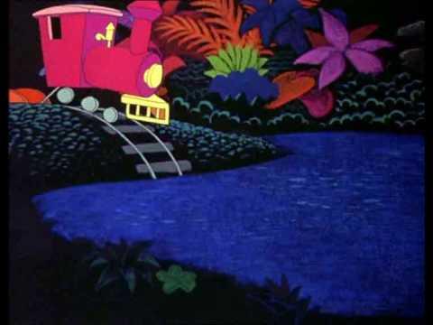 Three Caballeros - Train to Bahia