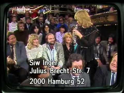 Siw Inger - Keine Angst, das kann man lernen HITPARADE 1981