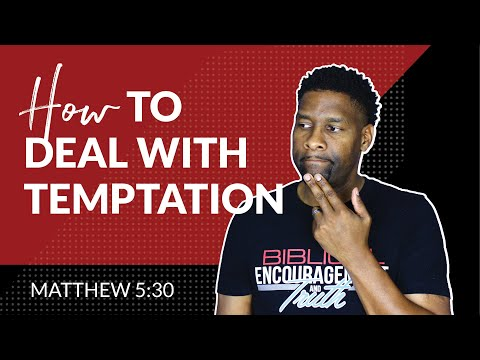 4 Methods for Fighting off Temptation