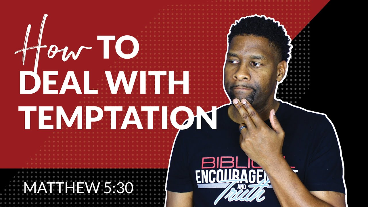 Download How to Resist Temptation as a Christian