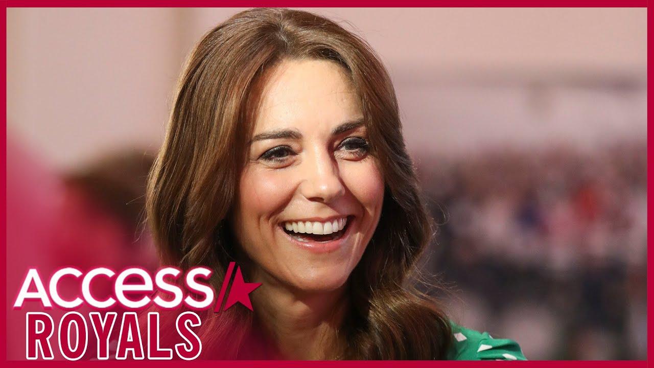 Kate Middleton Praises Nurses For 'Going The Extra Mile'